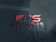 Brothers Security Logo - Entry #73