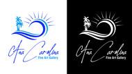 Ana Carolina Fine Art Gallery Logo - Entry #210