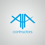 AIA CONTRACTORS Logo - Entry #44