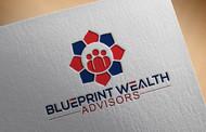 Blueprint Wealth Advisors Logo - Entry #410