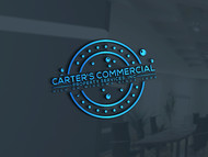 Carter's Commercial Property Services, Inc. Logo - Entry #147