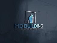 MD Building Maintenance Logo - Entry #20