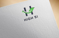 High 5! or High Five! Logo - Entry #124