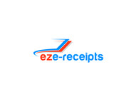 ez e-receipts Logo - Entry #16
