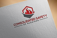 Consolidated Safety of Acadiana / Fire Extinguisher Sales & Service Logo - Entry #78