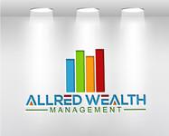 ALLRED WEALTH MANAGEMENT Logo - Entry #804