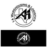 A1 Warehousing & Logistics Logo - Entry #166
