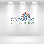 Growing Little Minds Early Learning Center or Growing Little Minds Logo - Entry #34