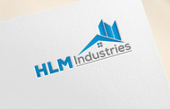 HLM Industries Logo - Entry #142