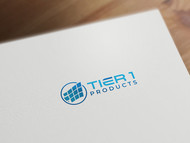 Tier 1 Products Logo - Entry #532