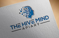 The Hive Mind Apiary Logo - Entry #25
