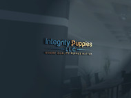 Integrity Puppies LLC Logo - Entry #62