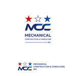 Mechanical Construction & Consulting, Inc. Logo - Entry #99