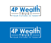 4P Wealth Trust Logo - Entry #239