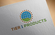 Tier 1 Products Logo - Entry #296