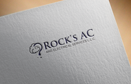 Rock's AC and Electrical Services, L.L.C. Logo - Entry #29