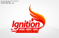Ignition Fitness Logo - Entry #72