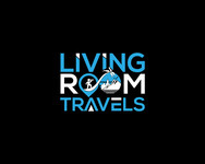 Living Room Travels Logo - Entry #22