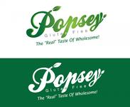 gluten free popsey  Logo - Entry #68