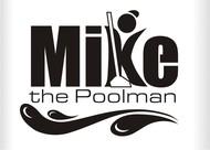 Mike the Poolman  Logo - Entry #106