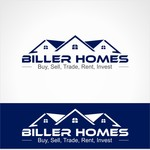 Biller Homes Logo - Entry #165