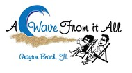 A Wave From It All Logo - Entry #47