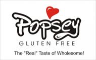 gluten free popsey  Logo - Entry #54