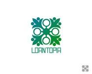 Loantopia Logo - Entry #121