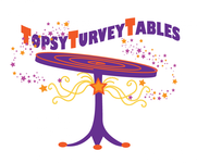 Topsey turvey tables Logo - Entry #22