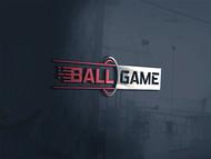 Ball Game Logo - Entry #159
