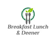 Breakfast Lunch & Deener Logo - Entry #42