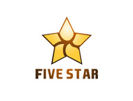 Five Star Logo - Entry #50