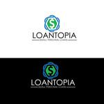 Loantopia Logo - Entry #127