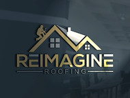 Reimagine Roofing Logo - Entry #134