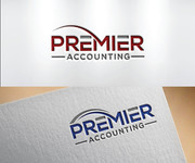 Premier Accounting Logo - Entry #410