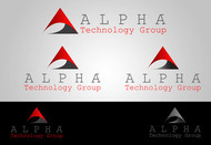Alpha Technology Group Logo - Entry #155