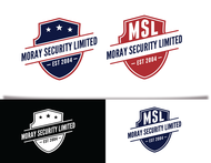 Moray security limited Logo - Entry #27