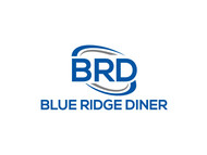 Blue Ridge Diner Logo - Entry #7