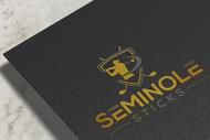 Seminole Sticks Logo - Entry #36