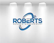 Roberts Wealth Management Logo - Entry #550