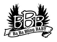 Ba Ba Bling baby Logo - Entry #106