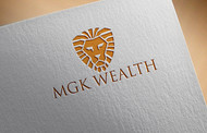 MGK Wealth Logo - Entry #244
