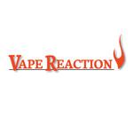 Vape Reaction Logo - Entry #157