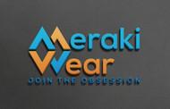 Meraki Wear Logo - Entry #123