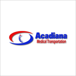 Acadiana Medical Transportation Logo - Entry #80