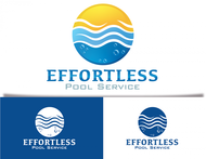 Effortless Pool Service Logo - Entry #35