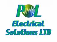 P L Electrical solutions Ltd Logo - Entry #63