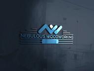 Nebulous Woodworking Logo - Entry #47