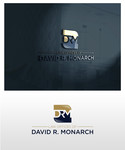Law Offices of David R. Monarch Logo - Entry #92