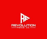 Revolution Fence Co. Logo - Entry #300